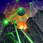 """Martian Invasion"" by extrafeet"