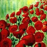 """""""poppies"""" by ErictheElder"""