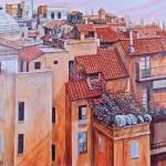 """STORICO ROMA ITALIA"" by AMFINEARTS"