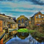 """Frogmore Mill, Apsley"" by UKLady2"