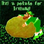 """""""potatohug"""" by jwilliamd"""