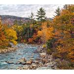"""""""Swift River Autumn"""" by aknbean"""