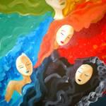 """""""Women of Colour"""" by rachelrussellart"""