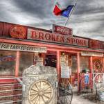 """The Broken Spoke Dance Hall"" by Gold41"