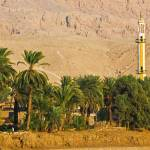 """Nile Village Minaret"" by ChristopherByrd"