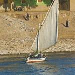 """Nile felucca"" by ChristopherByrd"