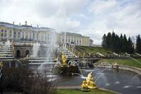 The Grand Cascade Peterhof
