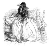 The Magpie Who Wrote the Hare's Story