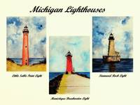 3 Michigan Lighthouses