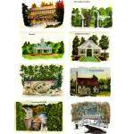 """Mill Creek Park Paintings"" by vigliotti"