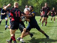 Hartford Men's Rugby v. Trinity College (L-7 to 9)