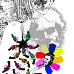 """I Shit Andy Warhol - Vertical Version"" by thejjj"