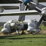 """Beriev VVA-14 Ekranoplan"" by sphraner"