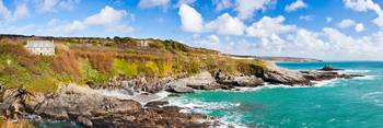Prussia Cove Panoramic