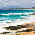 """Coila Beach"" by ianwoolcock"