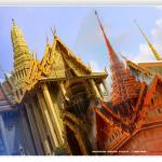 """Grand Place Bangkok"" by SophieArt"