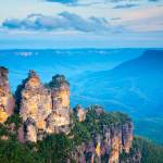 """Three Sisters Blue Mountains National Park"" by ianwoolcock"