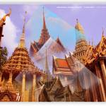 """Bangkok Grand Place"" by SophieArt"