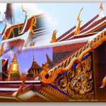 """""""Bangkok Grand Place"""" by SophieArt"""
