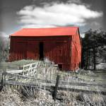 """Red Shack"" by jbjoani2"
