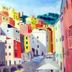 """""""Riomaggiore"""" by stonecash"""