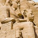 """Statues of Ramses II (the Great)"" by ChristopherByrd"