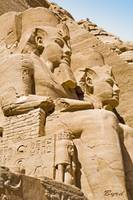 Statues of Ramses II (the Great)
