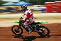 Tim Ferry, Motocross