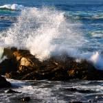 """rocks in ocean"" by catherinelau"