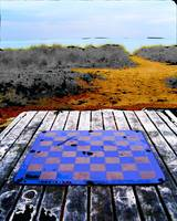 Checkers by the Lake