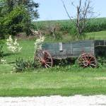 """Scene from Days Gone By -  Illinois Countryside"" by JoyLyn"