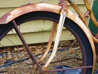 Rusty Cycle