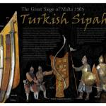 """Turkish Sipahis"" by MilitaryArchitecture"