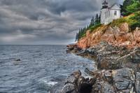 Bass Harbor Head Lighthouse Acadia NP, Bar Harbor,