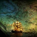 """""""treasure map"""" by VenusOak"""
