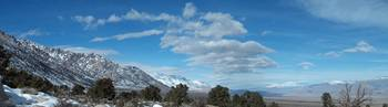 North Toward Bishop- Panoramic