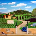 """Picnic in Tuscany"" by SnakeJagger"