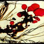 """Pink Seaweed"" by Crayonmonster"