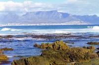 Capetown View from Robben Island