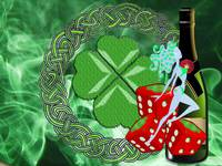 LUCK O THE IRISH