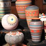 """Santa Fe - Pottery"" by Ffooter"