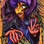 """""""Gabriela the Mystic"""" by dan3one"""