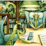 """""""Library"""" by CuriousInk"""
