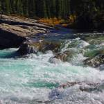 """Elbow Falls          0124-3"" by BarbaraLin"