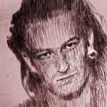 """Young Bono"" by Robbi"
