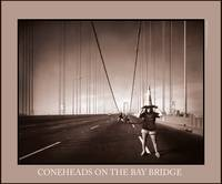 Coneheads on the Bay Bridge, San Francisco