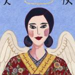 """""""Japanese Girl Series - Chieko Angelicus"""" by RemnantWorks"""