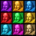 """Shakespeare Pop Art"" by incognita"