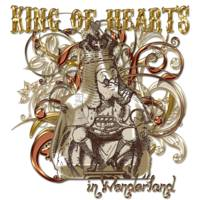 King of Hearts - Alice in Wonderland