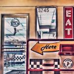 """Coney Island Hot Dog Shop"" by AverytPhotography"